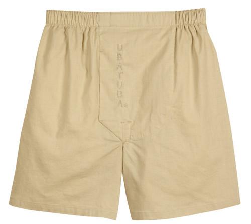 Khaki Ubatuba Boxer Shorts
