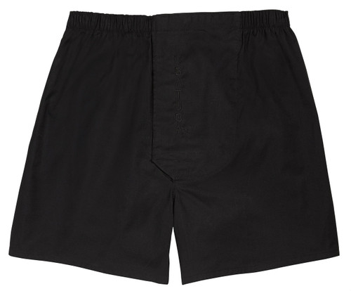 Black Ubatuba Boxer Shorts