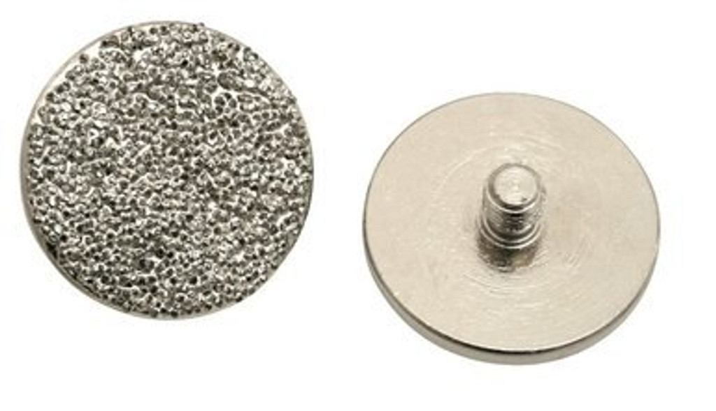 "1-1/4"" Diamond Float Disc Flat - #97504"