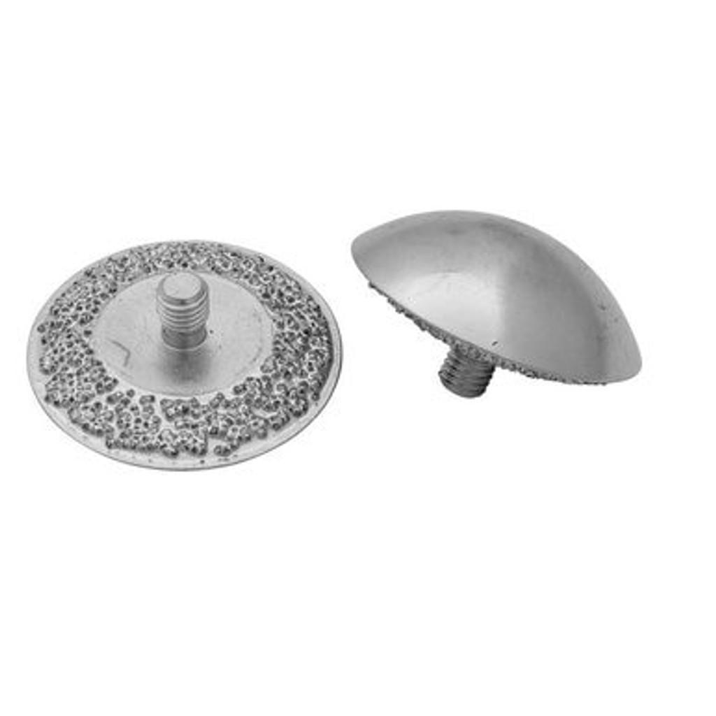 "1-7/16"" munnis diamond mushroom buccal burr 97610 promax equine dental"