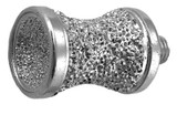 "5/8"" Brazed Diamond Canine/Apple Combination Burr 1/4-28 Thread"