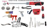 ProFloat™ 12Volt Milwaukee Starter Kit - #95219