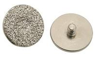 "1-1/4"" diamond float disc concave 97502 promax equine dental"
