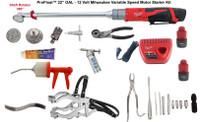 ProFloat™ 12Volt Milwaukee Starter Kit - #95219