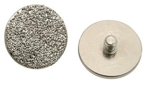 "1"" diamond float disc flat  97500 for rotary dental tool promax equine dental"