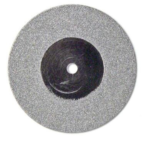 1-5/8 diamond plated cut off wheel 10 pack promax equine dental