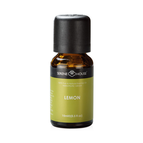Lemon 100% Natural Pure Essential Oil 15ml