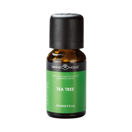 Tea Tree 100% Natural Pure Essential Oil 15ml