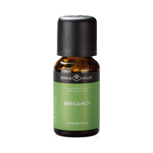 Bergamot 100% Natural Pure Essential Oil 15ml