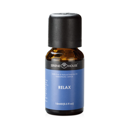 15ml bottle of Relax essential oil