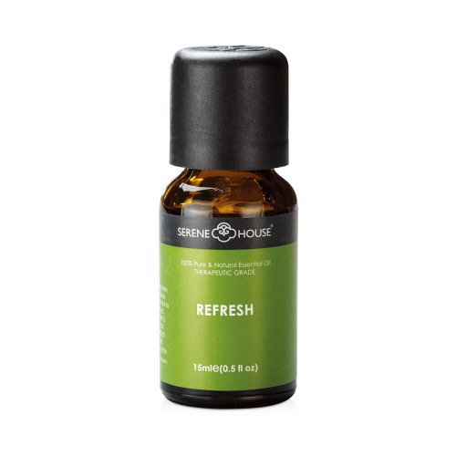 Refresh 100% Natural Essential Oil 15ml
