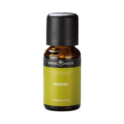 15ml bottle of Inspire essential oil