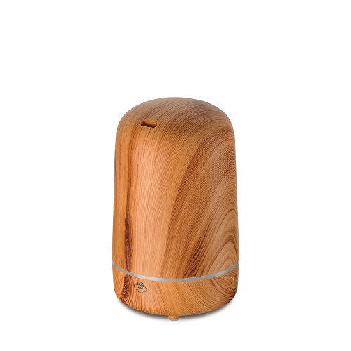 Light House Light Wood Ultrasonic Aroma Diffuser