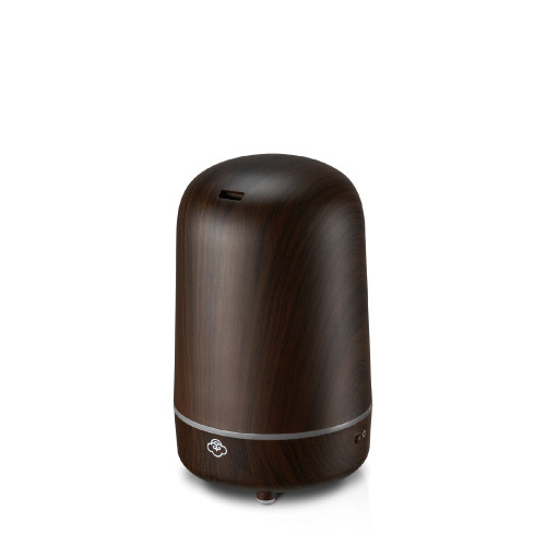 Light House Dark Wood Ultrasonic Aroma Diffuser