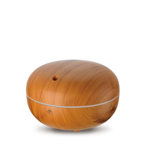 Macaron Light Wood Ultrasonic Aroma Diffuser