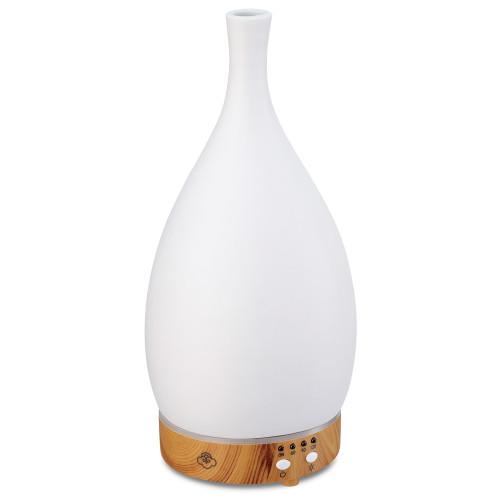 Zodiac White Ceramic Ultrasonic Aroma Diffuser