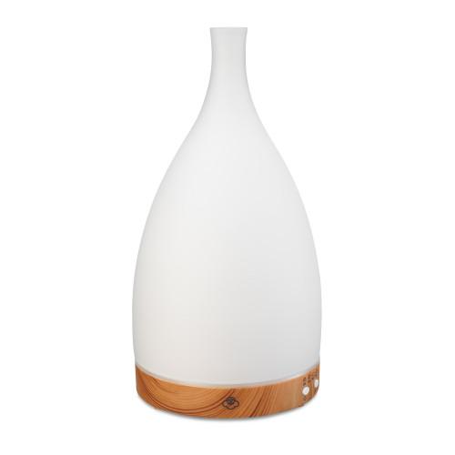 Corona White Ceramic Ultrasonic Aroma Diffuser