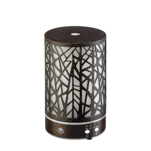 Forest Brown 90 Metal Ultrasonic Aroma Diffuser