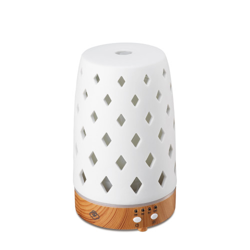 Diamond White 90 Ceramic Ultrasonic Aroma Diffuser