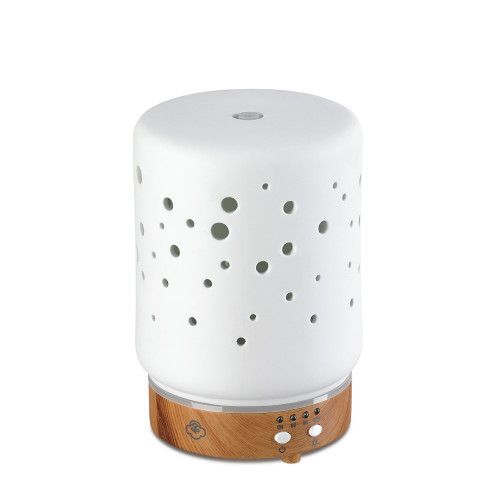 Starlight White 90 Ceramic Ultrasonic Aroma Diffuser