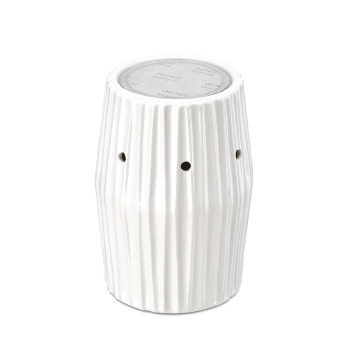 Tree White Ceramic No Spill Wax Melt Warmer