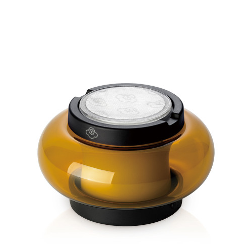 Arc Amber Glass No Spill Wax Melt Warmer