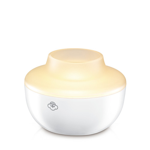 Dawn White Plastic No Spill Wax Melt Warmer