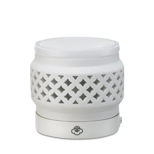 Target White Ceramic No Spill Wax Melt Wall Plug