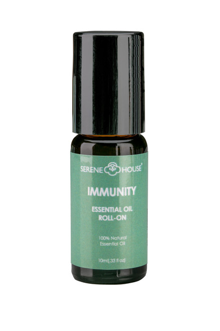 Immunity 100% Natural Essential Oil Roll-On 10ml