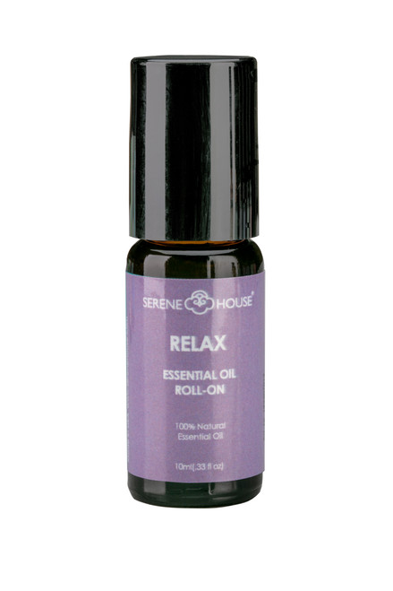 Relax 100% Natural Essential Oil Roll-On 10ml