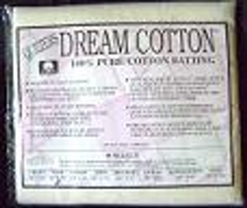 Deluxe Natural Dream Cotton, double