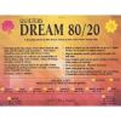 QD 80/20 Natural