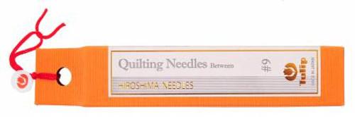 Quilting Needles Between No 9