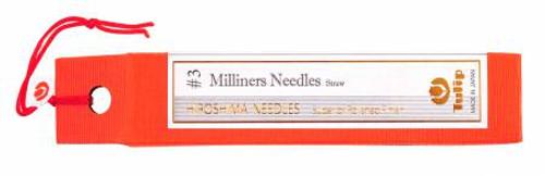 Milliners Straw Needle #3