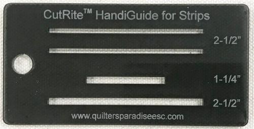 CutRite for strips