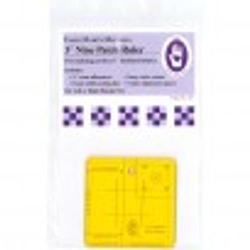 """Ruler - Nine Patch 3"""""""