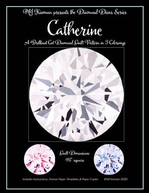 Catherine by MJ Kinman