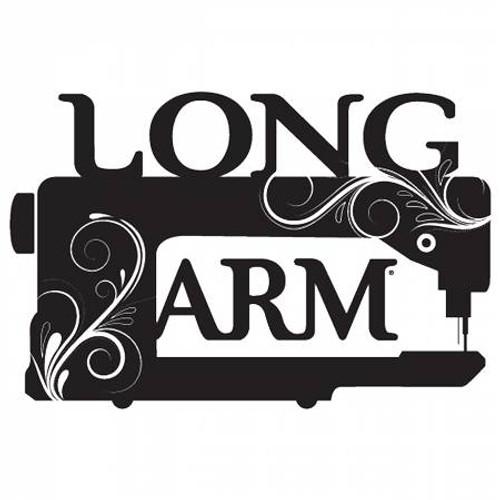 Long Arm - Window Decal