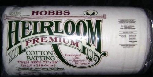 80/20 Natural Heirloom, Twin