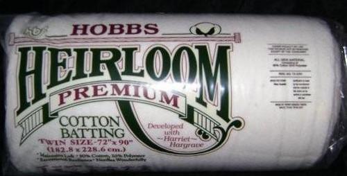 80/20 Natural Heirloom, King