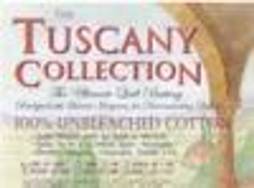 Hobbs/Tuscany Unbleached Cotton, Queen