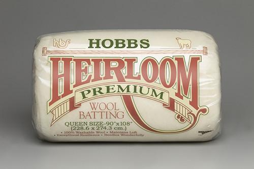 Heirloom Wool Queen Size