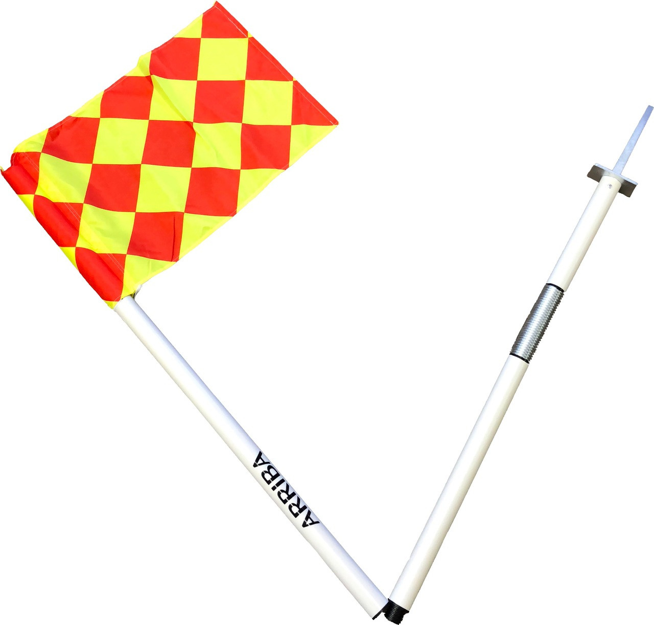 Deluxe Corner Flag With Springs Set Of 4 Arriba Sports