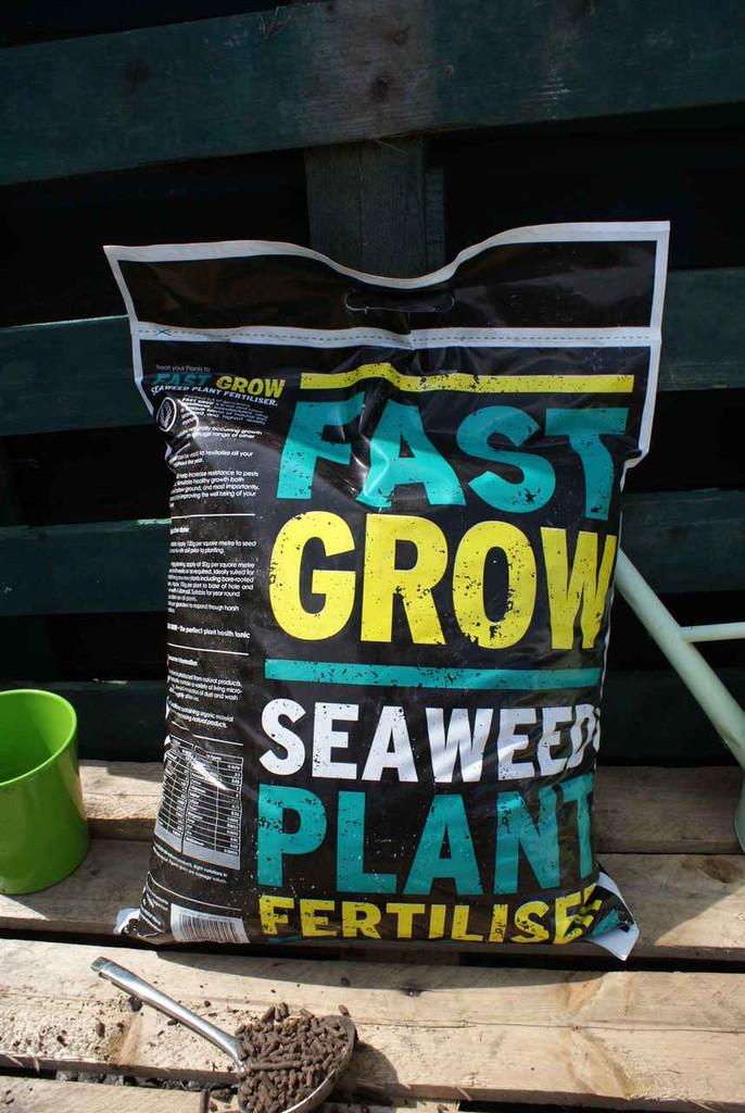 Fastgrow Seaweed Plant Fertiliser (10Kg)