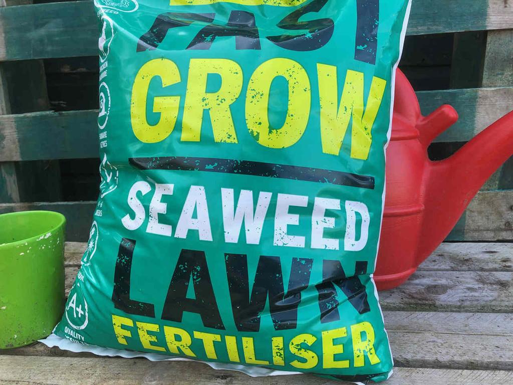Fast Grow Lawn Fertiliser