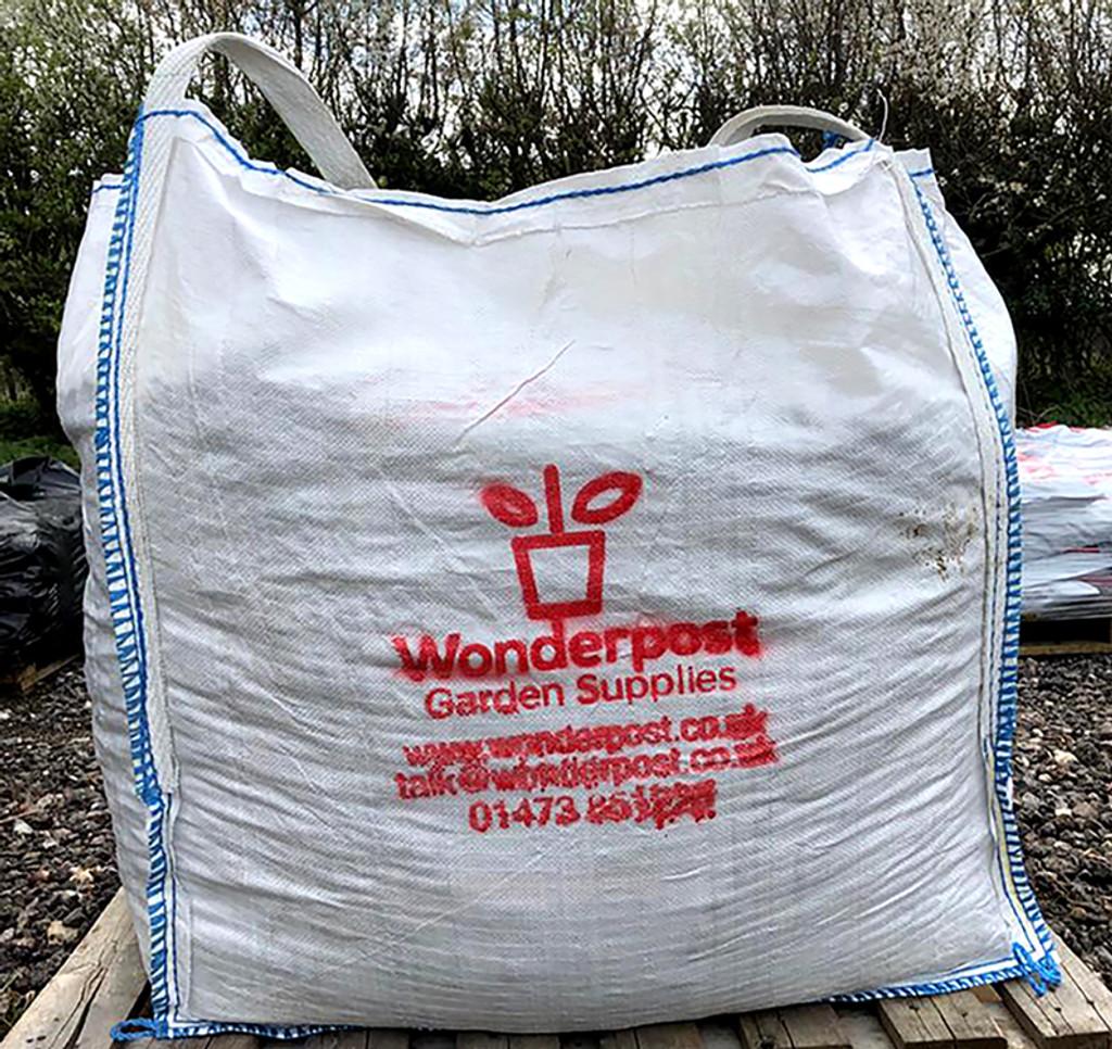 Wonderpost Farm Fresh Compost 1000L Bulk Bag