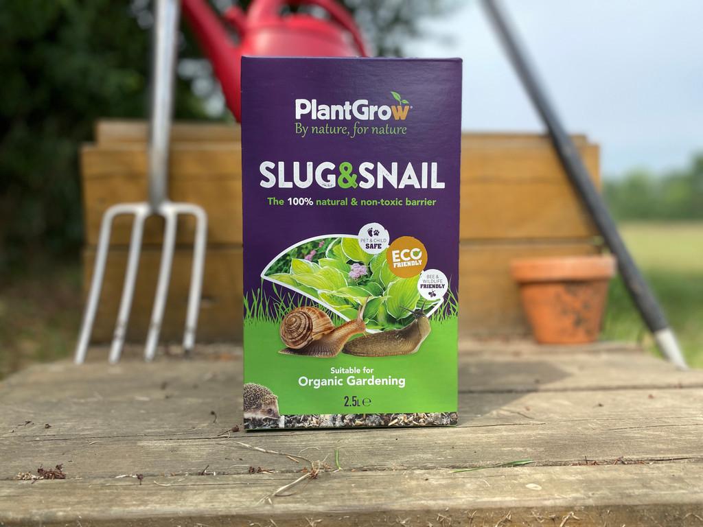 Slug & Snail Barrier (2.5Ltr)