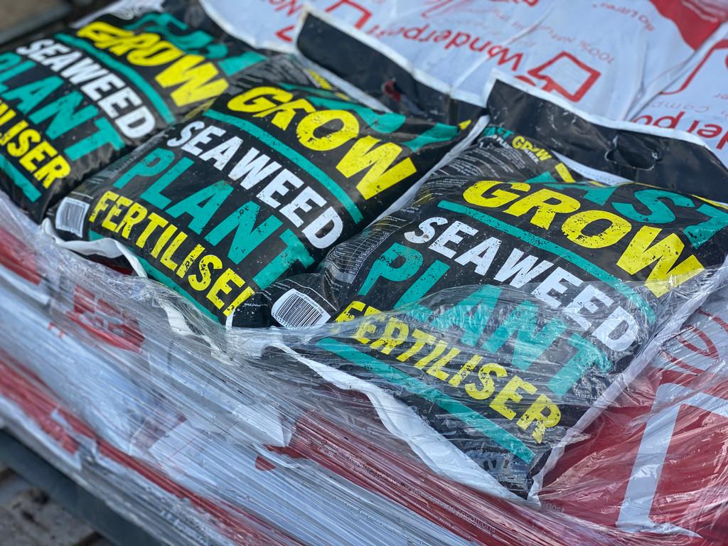 Seaweed Soil Improvement Bundle
