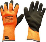 Powergrab Towa Thermo Gloves ORANGE