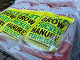 Chicken Fertiliser Soil Improvement Bundle